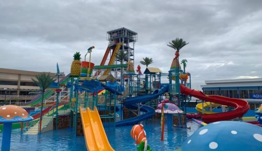 【Water World Cebu】セブ島最大級!?巨大プールが楽しい!