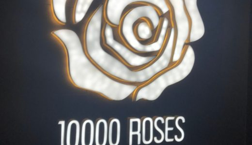 【10000 Rose Cafe&more】雰囲気抜群セブの新デートスポット♪1万本の光るバラ