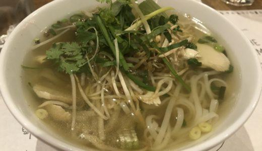 【PHAT PHO】優しい味わいのフォー☆Abacaグループのベトナムレストラン